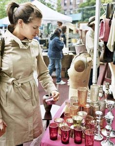 Favorite antiques shows: the Brooklyn Flea