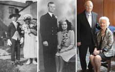 Couple Pretended to Be Married as Kids, Celebrate 70th Anniversary for Real #truelove