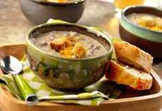 In the mood for a delicious meaty soup? This Hamburger Chowder recipe always satisfies... and it's so easy to make too!