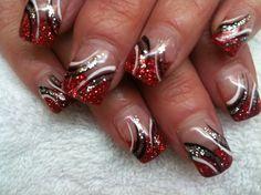 sc nails art designs 576-for Christmas