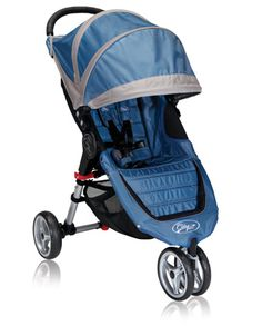 Baby Jogger City Mini - perfect for suburbia walks without the hefty cost. Love the one-handed fold, lightweight, huge sun canopy, single rear brake pedal, single handle, ability to lock the front wheel for jogging, etc.