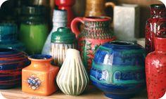 west german pots
