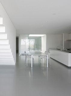 La casa con vistas de Takashi Yamaguchi & Associates
