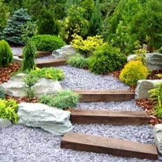 Some Excellent Garden Landscaping Ideas