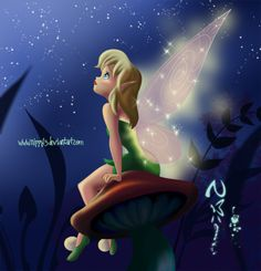 Tinkerbell-Who Am I...
