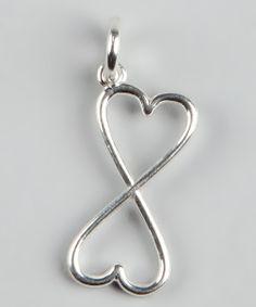 Infinite Hearts Charm