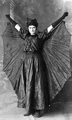bat costume | New South Wales, Australia | 1930