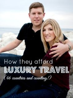 How they afford luxury travel by making the most of work opportunities and vacation days. Read here: http://www.nomadwallet.com/traveler-professional-skills-vacation-days/