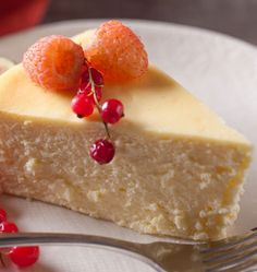 Mouthwatering Crustless Vanilla Cheesecake