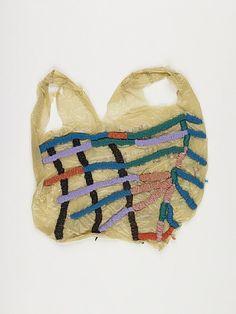 // Josh Blackwell, Plastic Basket (wobble), 2010