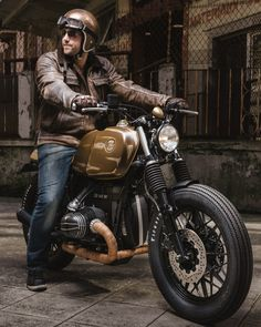 Jerikan Motorcycles custom BMW R65