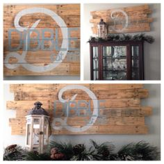 Easy Pallet Project #diy