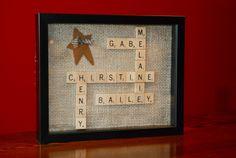 Cute family gift idea