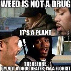 Yeah, definitely a florist