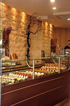 Carl Marletti pastry shop in Paris