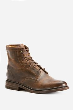 Frye James Lace-Up Boot  #UrbanOutfitters