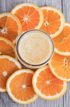 """Vegan """"Orange Julius"""