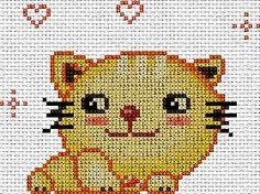Gato amarillo en: www.nacaranta.com