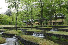 Hoshinoya Karuizawa is a stunning hotel located in Karuizawa, Nagano, Japan