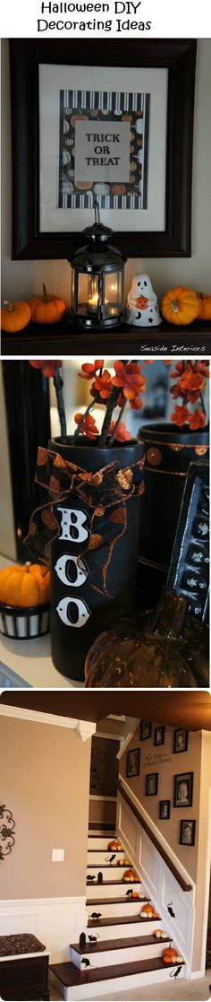 Halloween DIY Decorating Ideas