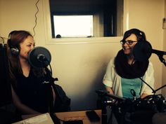 "Dec 12 ""Science Brainwaves volunteers at their weekly radio show featuring: - Carla's Quiz - The Alphabet of Science: B - How much does it cost to have your pet dog cloned? - Kat Chapman on her internship at CERN and explains what a Higgs boson is - Discussing the work of some of our favourite Ig Nobel prize winners, including a levitating frog and running on water - A carefully curated playlist: music from The Flaming Lips, Belle & Sebastian & Olivia Newton-John"" #science #volunteering #charity"