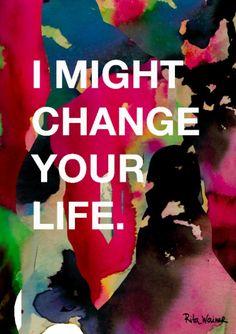 I might...