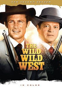 The Wild Wild West The Second Season DVD box set $14.99  http://stores.ebay.com/NYC-Fitness-Family-and-Finds