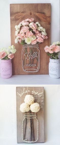 Craft a Mason Jar St