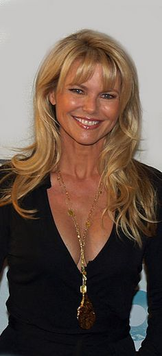 """Christie Brinkley is a Baby Boomer. Don't call her a """"Senior."""" - read ..."""