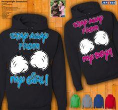 Matching couples stuff Cute Couple Sweatshirts Tumblr