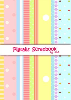 free scrapbook paper to print