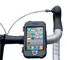 Tigra BikeConsole iPhone 4/4S & 3GS Fahrradhalterung #gadget #bike #iphone #mount