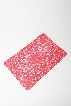 Doily Placemat