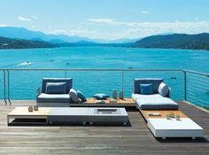 VITEO  http://www.encompassco.com/garden/pure-lounge-white-and-contemporary-colours-and-high-quiality-materials-pure-linear-low-garden-lounge-furniture-for-modern-and-contemporary-outdoor-space/