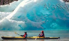 Official State of Alaska vacation and travel information