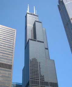 Willis Tower (Formerly Sears Tower), Chicago