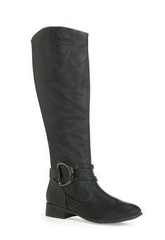 Marika (wide calf boots) - JustFab