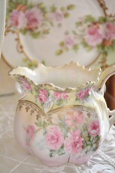 Pink creamer.- Maddie Burke