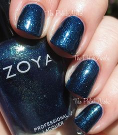 Zoya Fall 2014 Ignite Collection Swatches