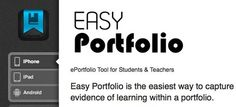 Easy Portfolio   e-Portfolio Tool for Students & Teachers   Tools for Learners   Scoop.it