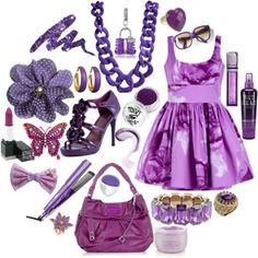 Purple world, Purple Style