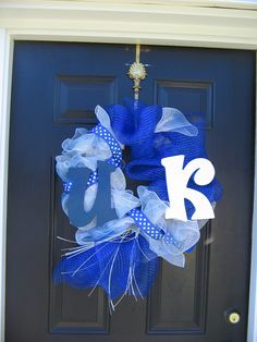 University of Kentucky Wreath