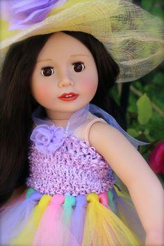 """18"""" Doll Melody Rose from www.harmonyclubdolls.com"""