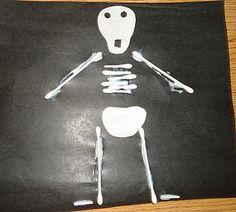Skeleton bones...