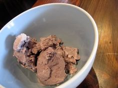 Black rice ice cream: Here's a very intriguing one.