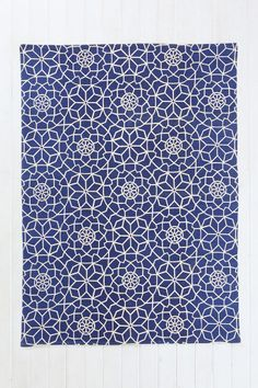 Magical Thinking Star Tile Rug