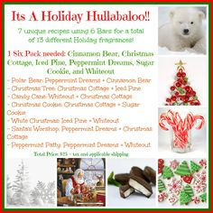 Scentsy Recipes for the Holidays