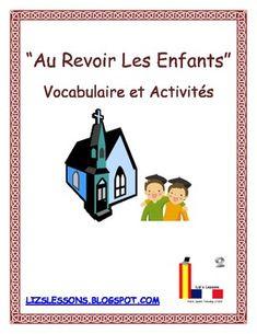 "Show the film ""Au Revoir Les Enfants"" in your French class!"