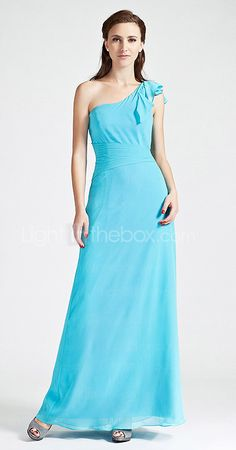 bridesmaid dresses, chiffon bridesmaid, dress 12999