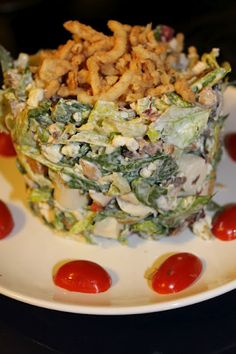 Copycat recipe - Ruth's Chris Steakhouse Chopped Salad  #copycat